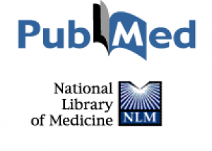 National Library of Medicine, Pub Med logo